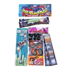 superhelden pakket